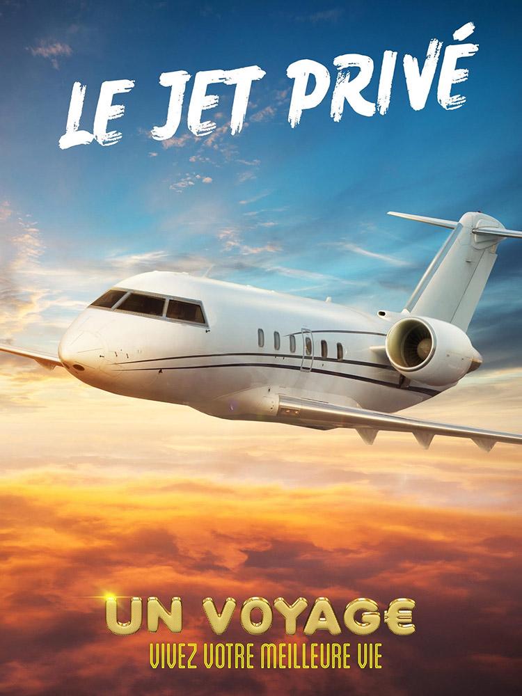 Le jet privé